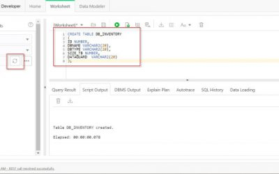 Loading Data from Local Files with SQL Developer in Autonomous Database