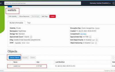Using Database Links with Autonomous Databases